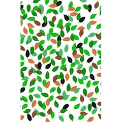 Leaves True Leaves Autumn Green 5 5  X 8 5  Notebooks by Celenk