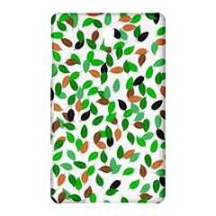 Leaves True Leaves Autumn Green Samsung Galaxy Tab S (8 4 ) Hardshell Case  by Celenk