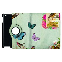 Collage Apple Ipad 3/4 Flip 360 Case by 8fugoso