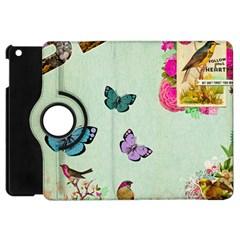 Collage Apple Ipad Mini Flip 360 Case by 8fugoso