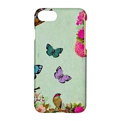 Collage Apple Iphone 8 Hardshell Case by 8fugoso