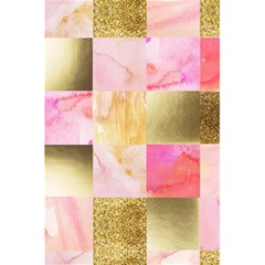Collage Gold And Pink 5 5  X 8 5  Notebooks by 8fugoso