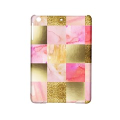 Collage Gold And Pink Ipad Mini 2 Hardshell Cases by 8fugoso