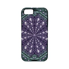 Star And Flower Mandala In Wonderful Colors Apple Iphone 5 Classic Hardshell Case (pc+silicone) by pepitasart