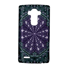 Star And Flower Mandala In Wonderful Colors Lg G4 Hardshell Case by pepitasart