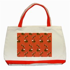 Dance Classic Tote Bag (red)