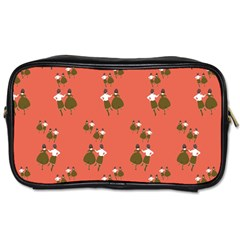 Dance Toiletries Bags