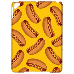 Hot Dog Seamless Pattern Apple Ipad Pro 9 7   Hardshell Case by Celenk