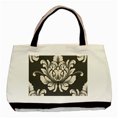 Vintage And Retro Basic Tote Bag by Celenk