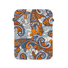 Paisley Pattern Apple Ipad 2/3/4 Protective Soft Cases by Celenk