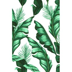 Banana Leaves And Fruit Isolated With Four Pattern 5 5  X 8 5  Notebooks by Celenk