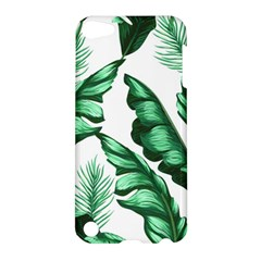 Banana Leaves And Fruit Isolated With Four Pattern Apple Ipod Touch 5 Hardshell Case by Celenk