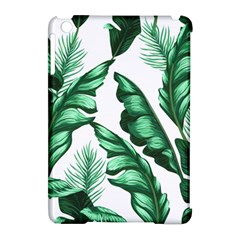 Banana Leaves And Fruit Isolated With Four Pattern Apple Ipad Mini Hardshell Case (compatible With Smart Cover) by Celenk