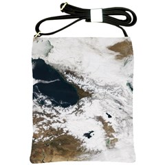 Winter Olympics Shoulder Sling Bags by Celenk