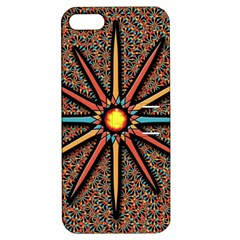 Star Apple Iphone 5 Hardshell Case With Stand by linceazul