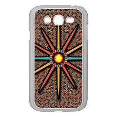 Star Samsung Galaxy Grand Duos I9082 Case (white) by linceazul