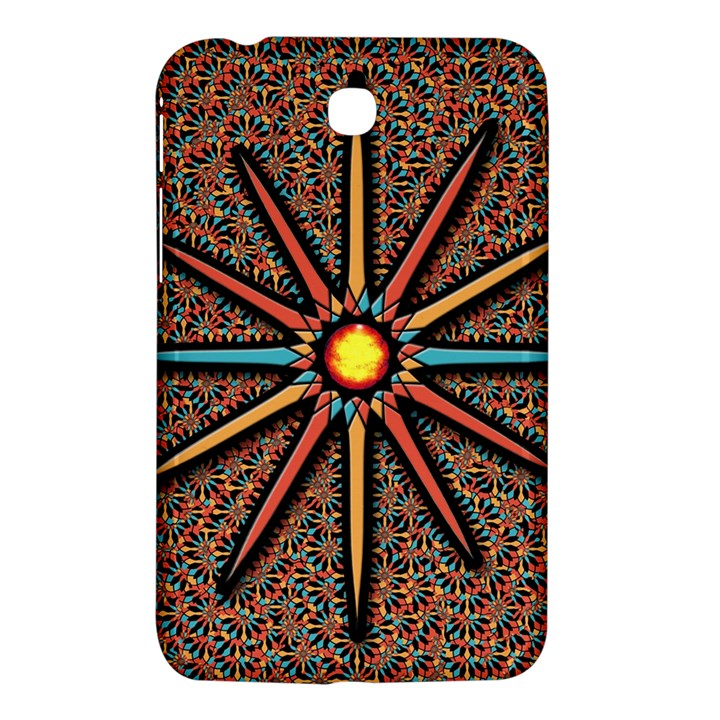 Star Samsung Galaxy Tab 3 (7 ) P3200 Hardshell Case