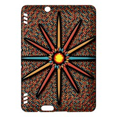 Star Kindle Fire Hdx Hardshell Case by linceazul