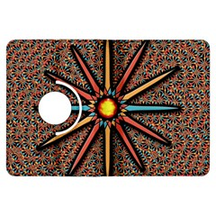 Star Kindle Fire Hdx Flip 360 Case by linceazul