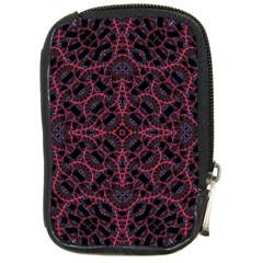 Modern Ornate Pattern Compact Camera Cases by dflcprints