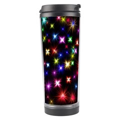 Fireworks Rocket New Year S Day Travel Tumbler by Celenk