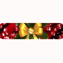 Christmas Star Winter Celebration Large Bar Mats by Celenk