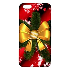 Christmas Star Winter Celebration Iphone 6 Plus/6s Plus Tpu Case by Celenk