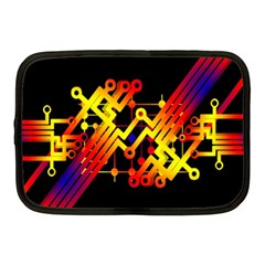 Board Conductors Circuits Netbook Case (medium)  by Celenk