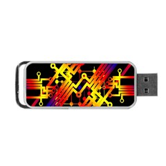 Board Conductors Circuits Portable Usb Flash (one Side) by Celenk