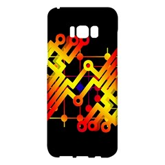 Board Conductors Circuits Samsung Galaxy S8 Plus Hardshell Case  by Celenk