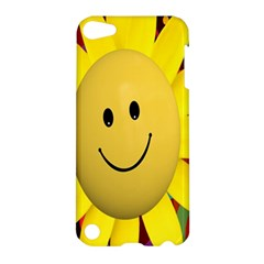 Sun Laugh Rays Luck Happy Apple Ipod Touch 5 Hardshell Case by Celenk