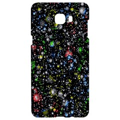 Universe Star Planet All Colorful Samsung C9 Pro Hardshell Case  by Celenk