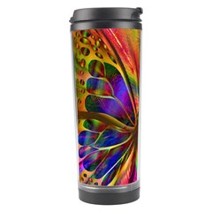 Arrangement Butterfly Aesthetics Travel Tumbler by Celenk