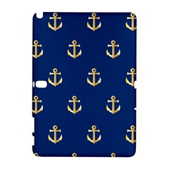 Gold Anchors Background Galaxy Note 1 by Celenk