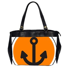 Anchor Keeper Sailing Boat Office Handbags (2 Sides)  by Celenk