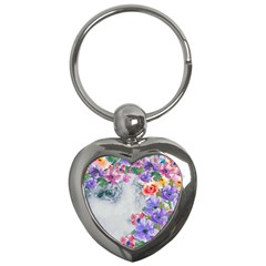 Flower Girl Key Chains (heart)  by 8fugoso