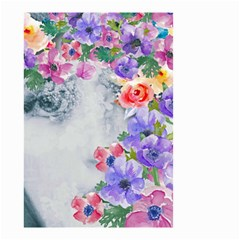 Flower Girl Small Garden Flag (two Sides) by 8fugoso