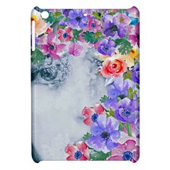 Flower Girl Apple Ipad Mini Hardshell Case by 8fugoso