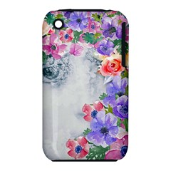 Flower Girl Iphone 3s/3gs by 8fugoso