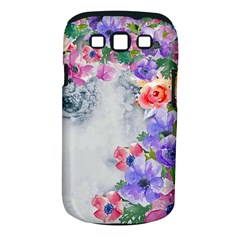 Flower Girl Samsung Galaxy S Iii Classic Hardshell Case (pc+silicone) by 8fugoso