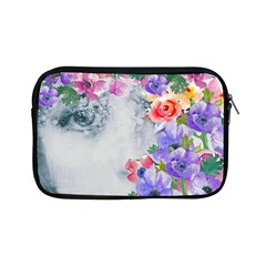 Flower Girl Apple Ipad Mini Zipper Cases by 8fugoso