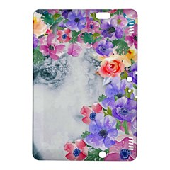 Flower Girl Kindle Fire Hdx 8 9  Hardshell Case by 8fugoso