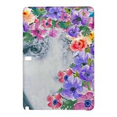 Flower Girl Samsung Galaxy Tab Pro 10 1 Hardshell Case by 8fugoso