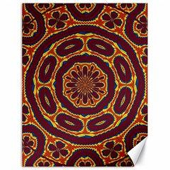 Geometric Tapestry Canvas 18  X 24   by linceazul