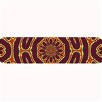 Geometric Tapestry Large Bar Mats 34 x9.03 Bar Mat - 1
