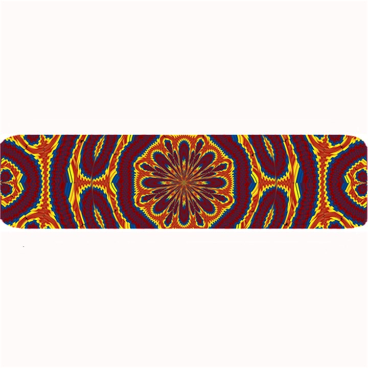 Geometric Tapestry Large Bar Mats