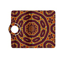 Geometric Tapestry Kindle Fire Hdx 8 9  Flip 360 Case by linceazul