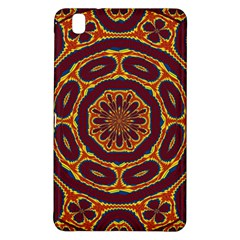 Geometric Tapestry Samsung Galaxy Tab Pro 8 4 Hardshell Case by linceazul
