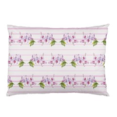 Floral Pattern Pillow Case by SuperPatterns