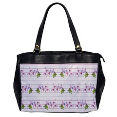Floral Pattern Office Handbags by SuperPatterns